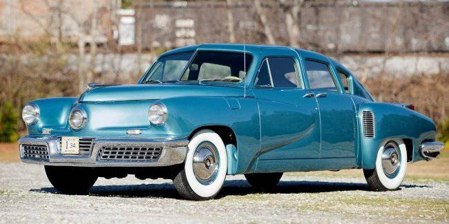 Legendary Tucker 48 in perfect condition for sale