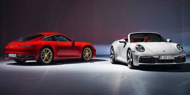 A hybrid Porsche 911 will be the most powerful sports car brand