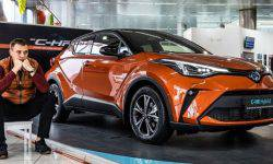 The new Toyota C-HR 2020 – is it NOT NEW?