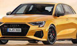 Audi RS3 of the third generation will leave the five-cylinder motor and will be a hybrid