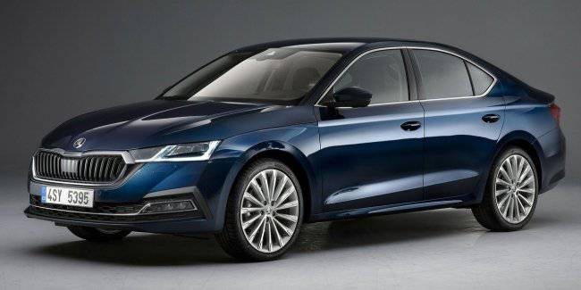 Skoda has announced prices for the Octavia 2020