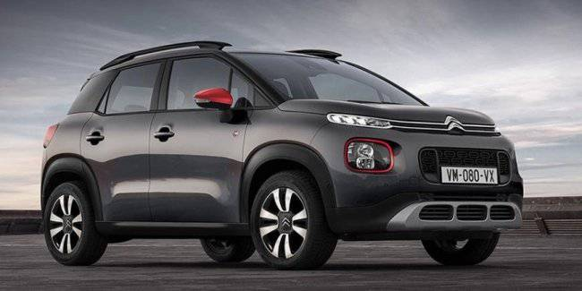 Citroen launches a line of C-Series in their models