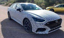 Hyundai has published the data about the new Sonata N-Line