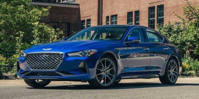 Genesis G70 will receive 2.5-liter powertrain from the Sonata N-Line