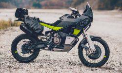 Husqvarna will release the first in the line of motorcycle travel