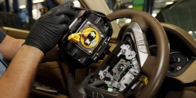 About 1.4 million cars will be recalled due to Takata airbags