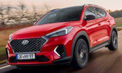 Crossovers Hyundai appears N-version