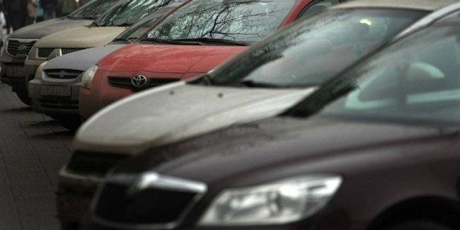 In November, again increased the demand for used cars
