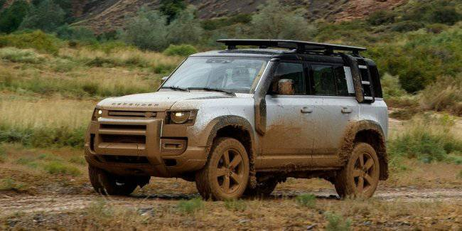 Land Rover will release a new crossover for 25 thousand pounds
