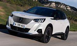 Peugeot has unveiled an electric version of the crossover e-2008