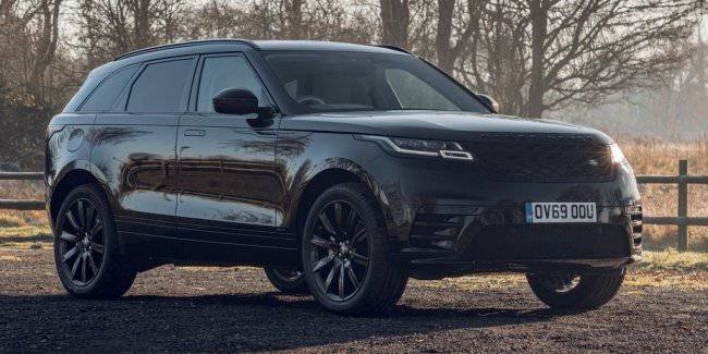 """Land Rover will release a """"dirty"""" version of the Range Rover Velar"""