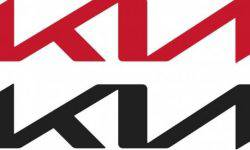 KIA registered a new brand logo