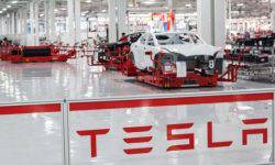 The Tesla factory in Germany will produce up to 500 thousand electric vehicles per year