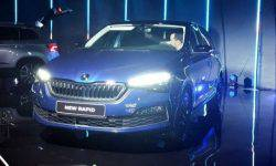 Skoda Rapid 2020: a fresh design and a digital dashboard