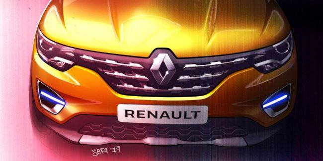 Renault is preparing a crossover available for the price of two b/ZAZ Lanos