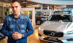 The Volvo XC60 is now available from 42.500 EUR