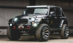 """Jeep Wrangler """"devilish"""" qualities to be auctioned"""
