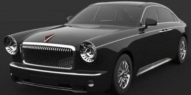 First images of Chinese Rolls-Royce for $900 thousand