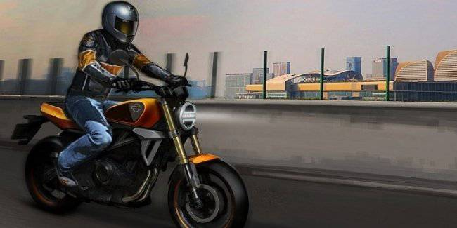 Budget Harley-Davidson ready for production