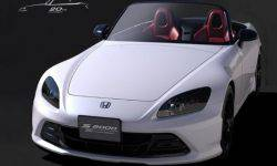 Honda will bring to Tokyo a commemorative version of the iconic S2000 Roadster