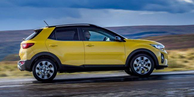 KIA has updated its budget with a crossover
