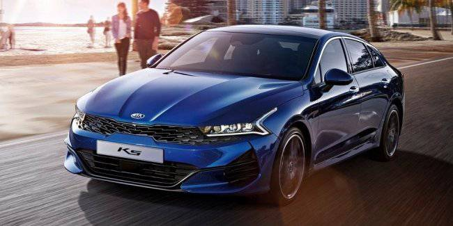 New KIA Optima received a full-wheel drive and 290-horsepower engine