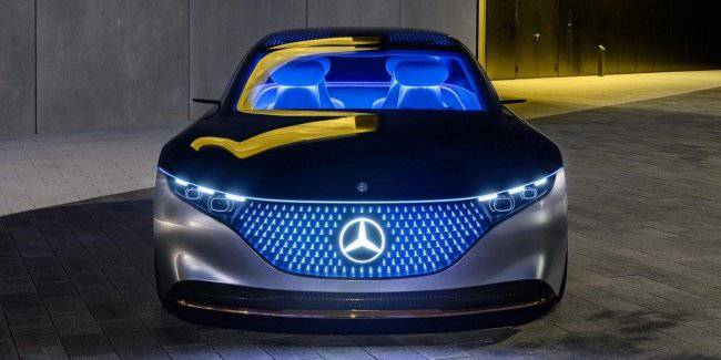 Mercedes-Benz is working on an innovative concept car