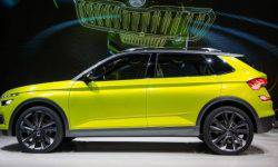 Skoda showed how will look the interior of the Vision iN