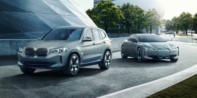 BMW iX3 production will start in 2020