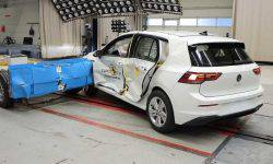 Volkswagen Golf eighth generation received five stars EuroNCAP