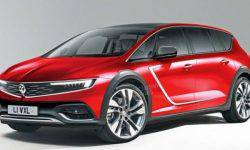 Opel will release a cross-version of the model Insignia