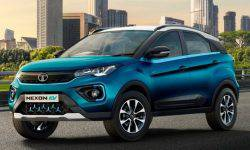 Harbinger updated Tata Nexon: model will compete for buyers with the Hyundai crossover