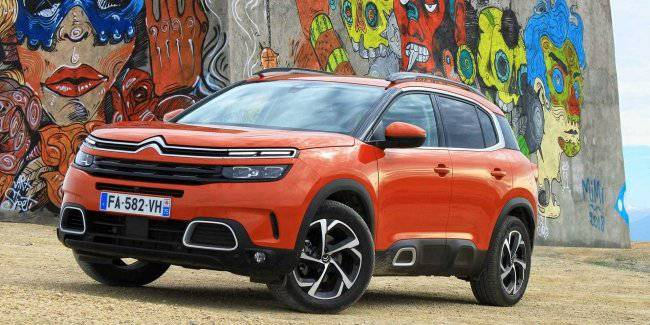 Citroen has sold 100 thousand C5 Aircross