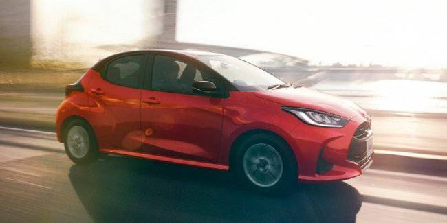 Sales of the new Toyota Yaris will start on 10 February 2020