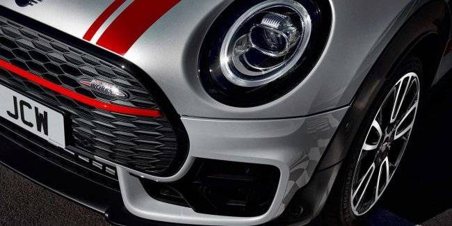 """""""Charged"""" MINI will lose petrol engines"""