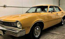 Supercapture time: new Ford stood in the garage for 45 years