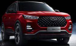 Updated Chery Tiggo 7 Pro officially introduced