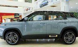 New crossover Geely Icon was brought to the dealers of the brand
