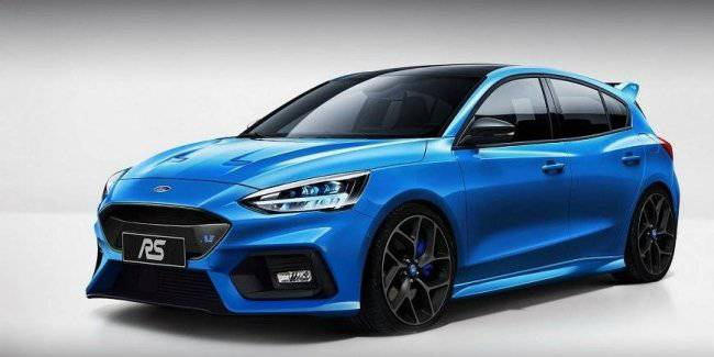 "There were ""fresh"" information about the new Ford Focus RS. Debut for 2021"