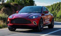 Developed a loan crossover Aston Martin will return to profit