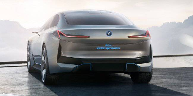 BMW will release a new i6 to compete with the Audi E-Tron and Porsche GT Taycan