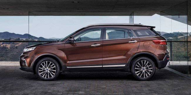 Ford will produce a crossover, which will compete with Jeep Compass