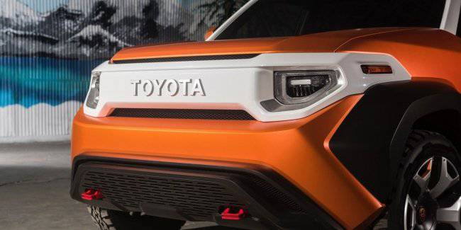 Toyota is preparing to release a new crossover?