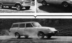 The first SUV by Ferrari, which nobody knew