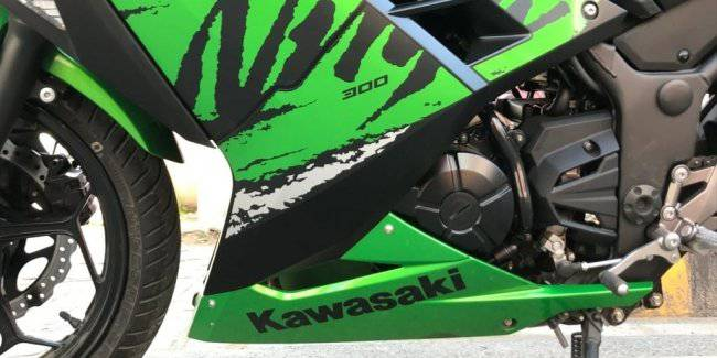 Kawasaki is preparing a sensational model?