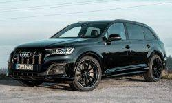 Studio ABT has deprived the updated Audi SQ7 power