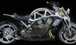 The Ariel Ace Motorcycle Iron Horse 2020