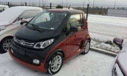 Electric cars Confiscated: the authorities arranged the sale of Belarusian electric cars