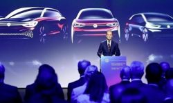 Volkswagen intends to sell a million electric vehicles in three years