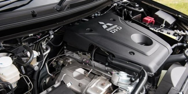 Mitsubishi will refuse vehicles with diesel engines